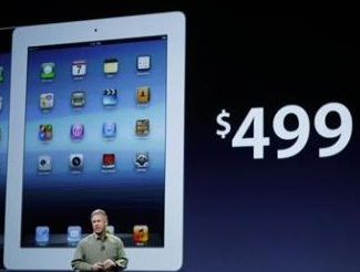 Apple unveils 4G iPad