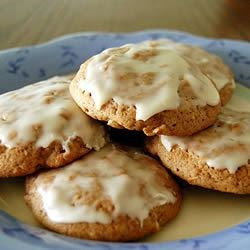 Darwin: Herbs And Spices - Glazed Apple Cookies