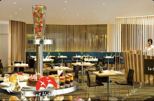 Novotel Century Hotel Hong Kong Restaurant