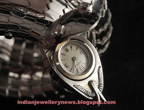 Snake Style Bracelet Watch