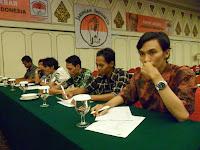Jaringan Indonesia Pati Siap Dukung Seribu Persen untuk Akbar Tanjung