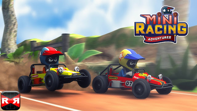 Mini Racing Adventures v1.1 Apk Mod [Dinero ilimitado]