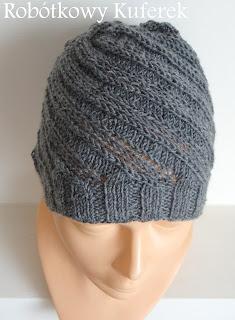 czapka handmade