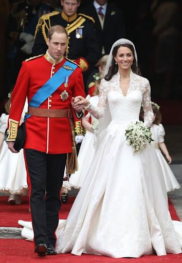 Принц Уилям и Кейт - Сватбата на века