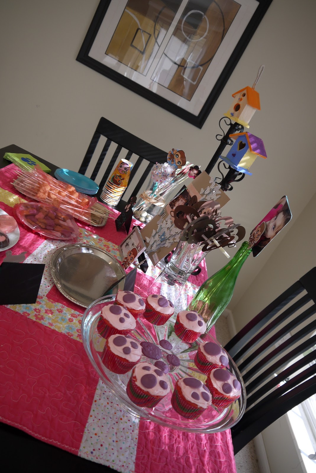 littlest pet shop birthday party decor food and games the foley fam