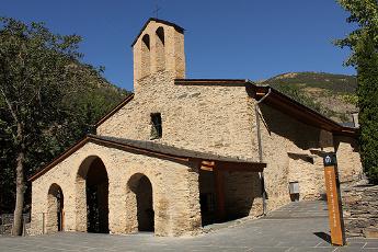 Santa Maria de Meritxell - Andorra