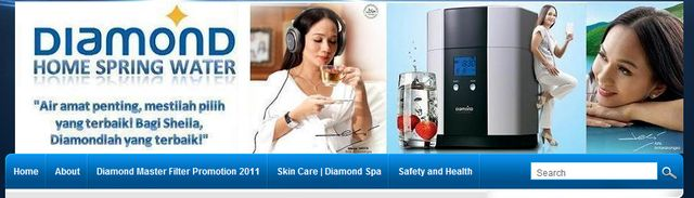 Diamond-Water.com - Diamond Water Filter Systems