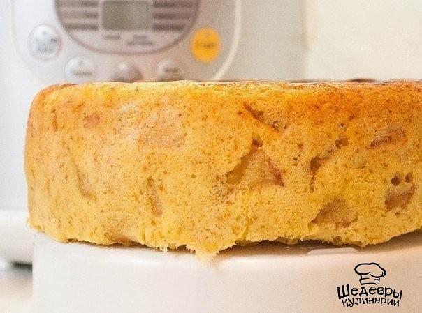Рецепты дома пышная шарлотка