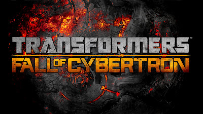 Transformers: Fall Of Cybertron Logo - We Know Gamers