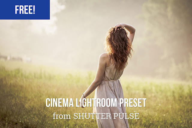 Cinema Lightroom Preset