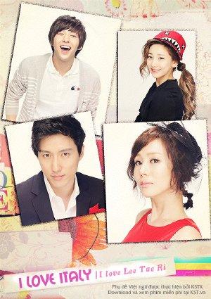 I Love Italy (2012) VIETSUB - I Love Lee Tae Ri (2012) VIETSUB - (16/16)