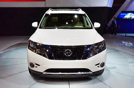 2015 nissan pathfinder review price and specs car. Black Bedroom Furniture Sets. Home Design Ideas