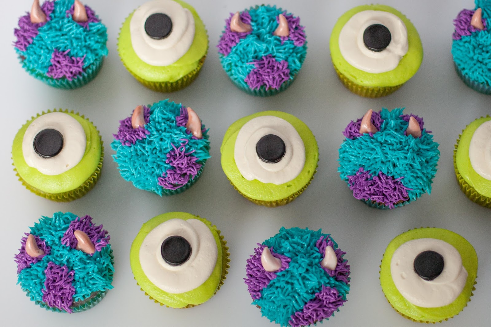 Baking With Best Monster S Inc Birthday Party