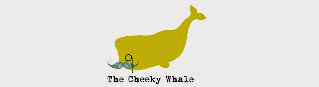the cheeky whale