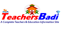 TeachersBadi | PRC 2015 SoftWare