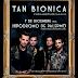 Tan Bionica cierra su tour en el Hipódromo de Palermo