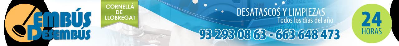 DESATASCOS EN CORNELLÀ 【663 648 473 】