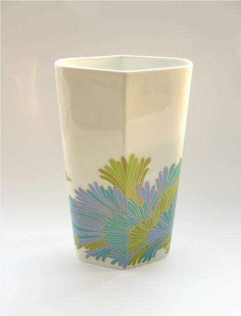 Found Style Rosenthal Vase Rosemonde Nairac