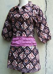 blus batik murah