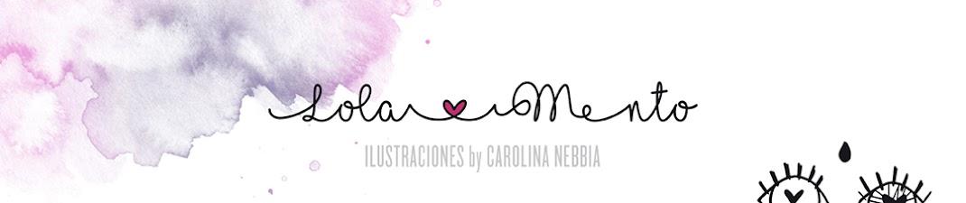 Lola Mento - Ilustraciones