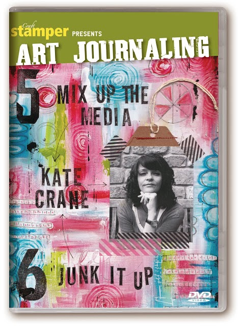 Art Journaling DVDs
