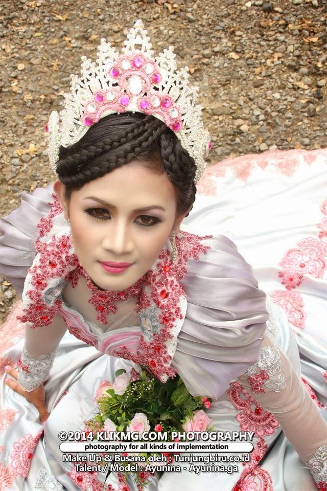 Silver Purple Pink Queen - Koleksi Busana & Tata Rias oleh tunjungbiru.co.id, Foto oleh : Klikmg Fotografi