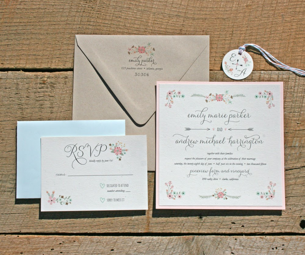 Brides, Birthdays, and Babies Blog by Tiger Lily Invitations: March 2015