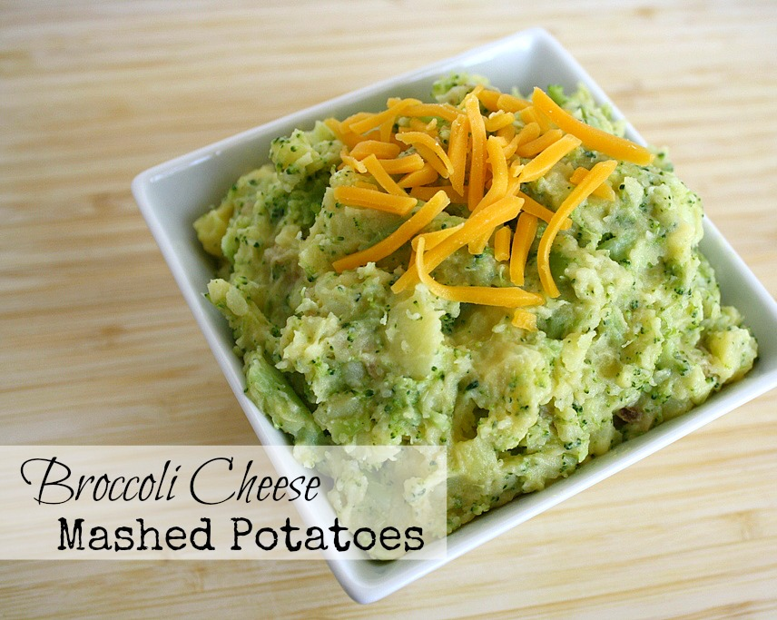 Broccoli Cheese Potatoes Recipe — Dishmaps