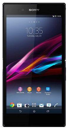 Sony Xperia Z Ultra 6.4-inch smartphone