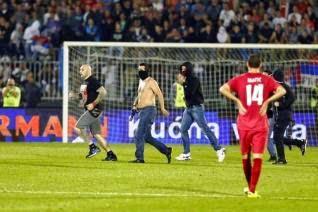 UEFA: 5 Akuza për Shqipërinë dhe 2 për Serbinë