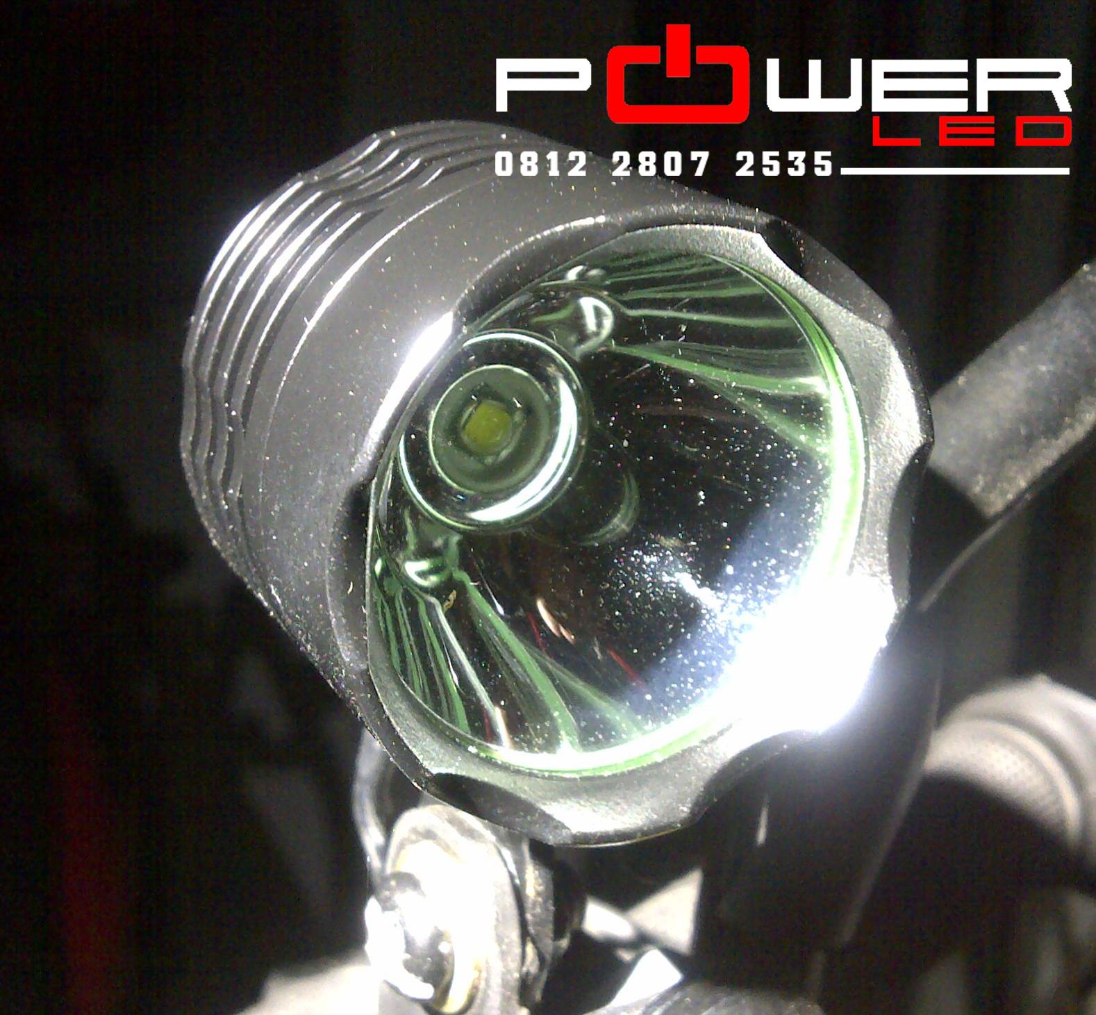 Lampu Cree XML U2 10 watt khusus penggunaan dimobil atau motor sebagai ...
