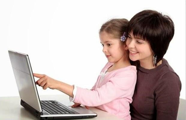 Atenção com seu filho na Internet!! Guia de Segurança Online