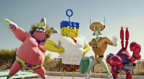 News and Rumors on Spongebob SquarePants: Sponge Out of Water