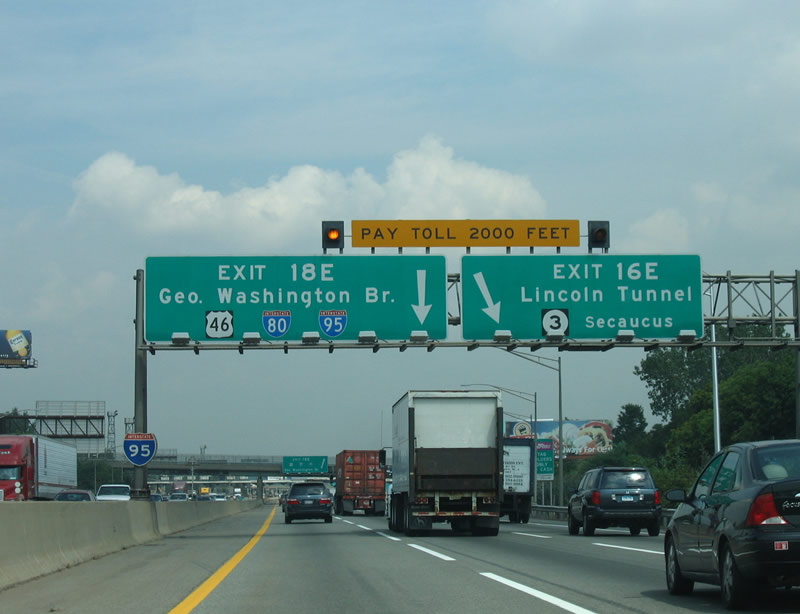 Libby With A Quot Y Quot New Jersey Turnpike On My Mind