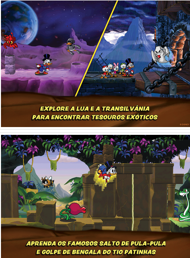 DuckTales: Remastered v1.0 Apk Mod [Offline]