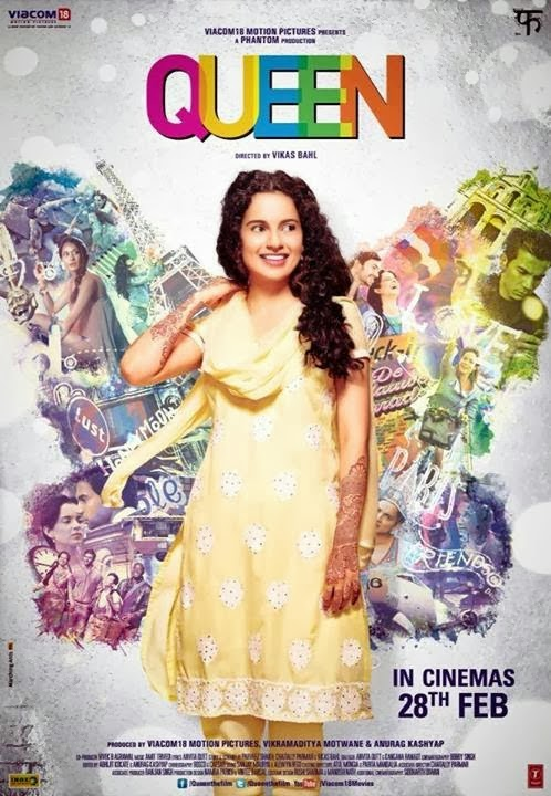 Queen (2014) Mp3 Songs Free Download