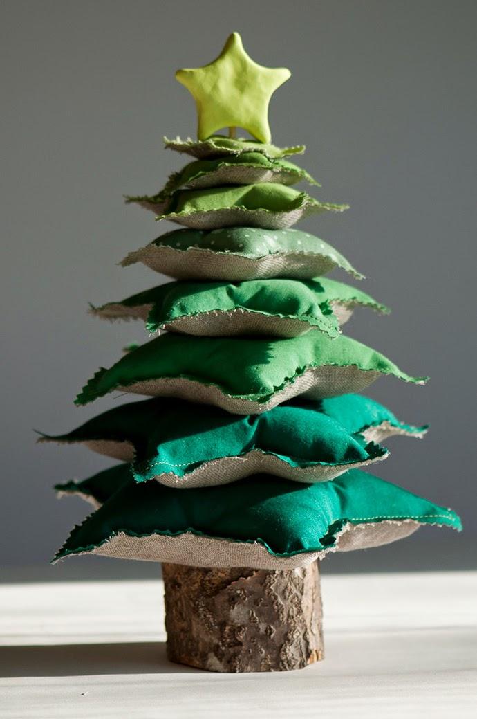 Decoracion Ecologica y Natural para Navidad