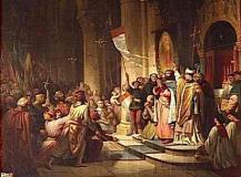 12 ΑΠΡΙΛΙΟΥ 1204 Οι Σταυροφόροι εισβάλλουν στην Κωνσταντινούπολη