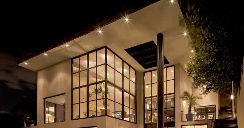 Dise o de interiores arquitectura residencia fa estilo Estilo contemporaneo arquitectura