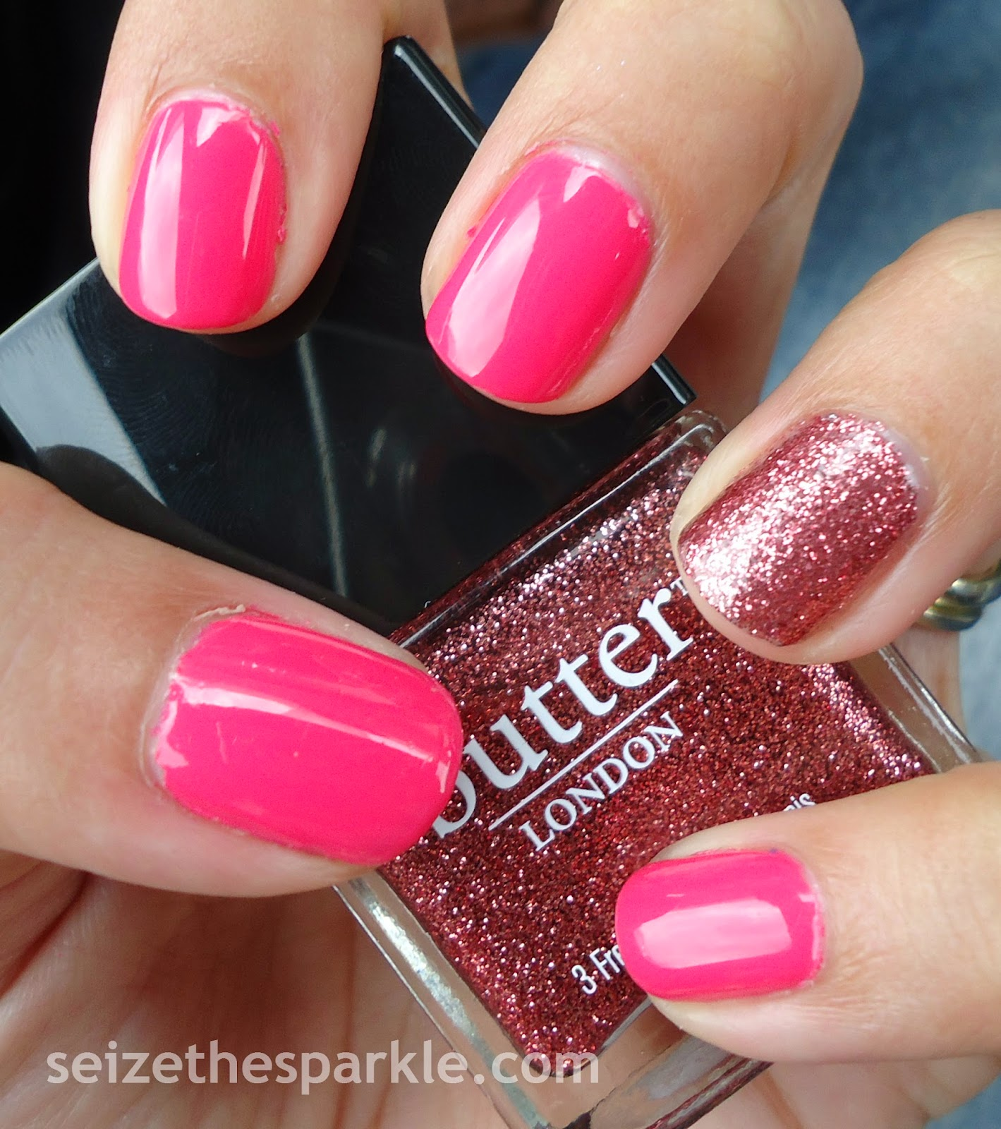 Butter London Rosie Lee, Bonita Miss Piggy