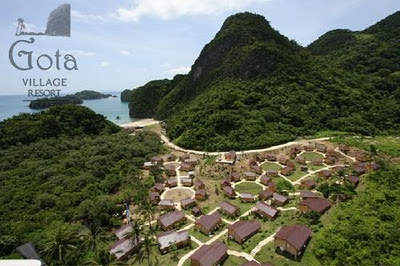 Gota Village Resort Caramoan