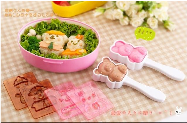 japanese bento lunch box accessories and tools. Black Bedroom Furniture Sets. Home Design Ideas