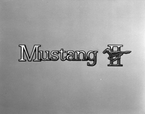 Evolution of the Ford Mustang Badge
