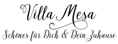 Villa Mesa ♥ Blog
