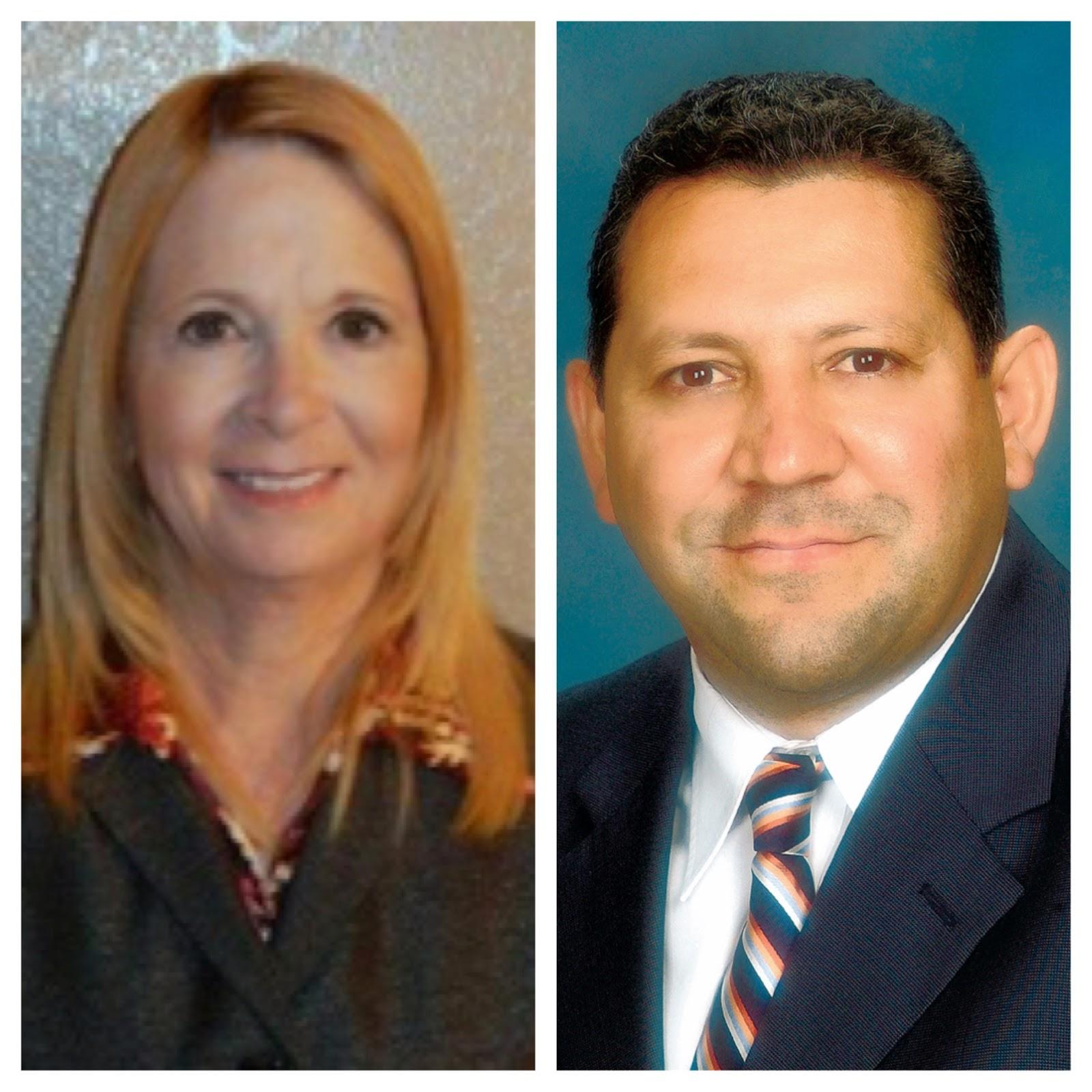 Kelly Dickson (Republican) - Sergio Coronado (Democratic)