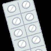 薬のイラスト「錠剤・セット」