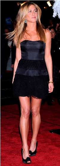 Jennifer Aniston Legs and Feet