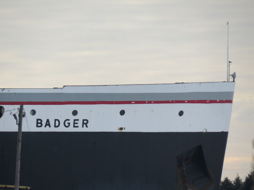 Badger carferry