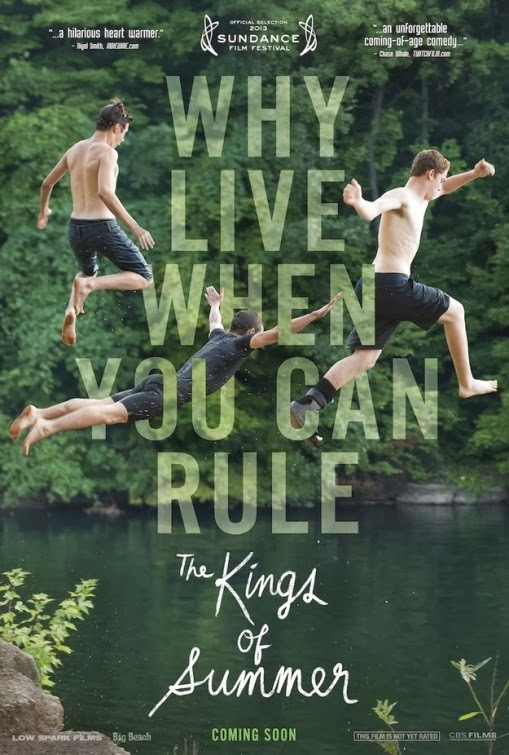 Descargar The Kings of Summer