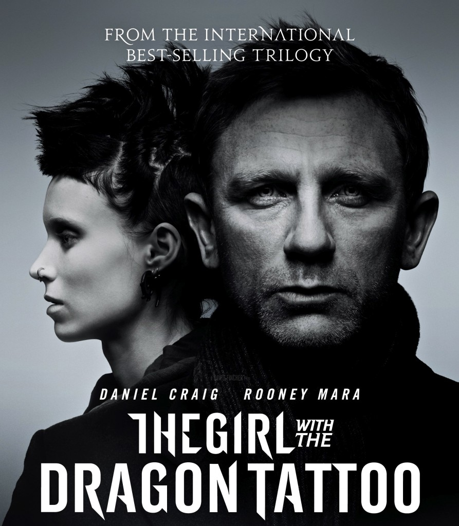 That blog that chick wrote the girl with the dragon tattoo for The girl with the dragon tattoo soundtrack